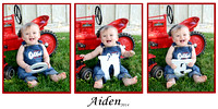 Aiden is ONE!